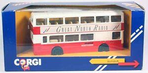 Corgi Metrobus Great North Radio Stadtbus Doppeldecker 1:64 OVP 9914-53-40 - Königsbrunn, Deutschland - Corgi Metrobus Great North Radio Stadtbus Doppeldecker 1:64 OVP 9914-53-40 - Königsbrunn, Deutschland