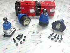 RWD Blazer S10 Sonoma 4PCS Front Suspension Upper Lower Ball Joints K6145 K5208