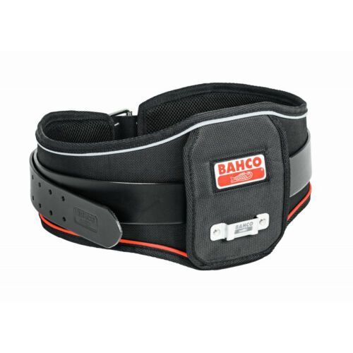 BAHCO Padded Cushion Work Support Tool Belt With Stainless Steel Buckle,4750HDB2