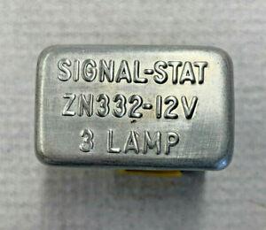 NOS 61 62 63 Corvette Impala Signal Stat Flasher 3758682 59 60 61-63 Full Size