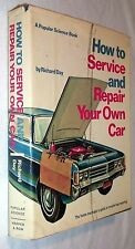 How to Service and Repair Your Own Vintage Car by Rich Day Popular Science Book