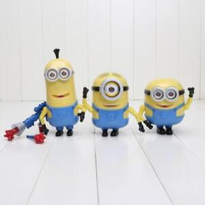 Despicable-Me-Minions-action-figures-17cm-tall-Play-Set-with-Sound-amp-Light