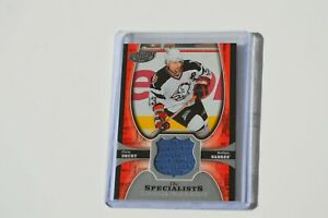 2005-Upper-Deck-Power-Play-The-Specialists-Jerseys-TS-CD-Chris-Drury-Hockey-Card
