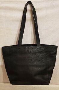 Details zu FUNBAG Damentasche Schulter Hand LEDER Tasche Shopping Bag Shopper Ledertasche