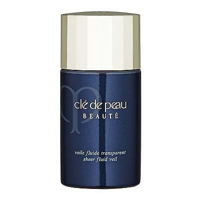 Cle de Peau Beaute  Sheer Fluid Veil SPF 24 / PA++ 1oz, 30ml Makeup Face