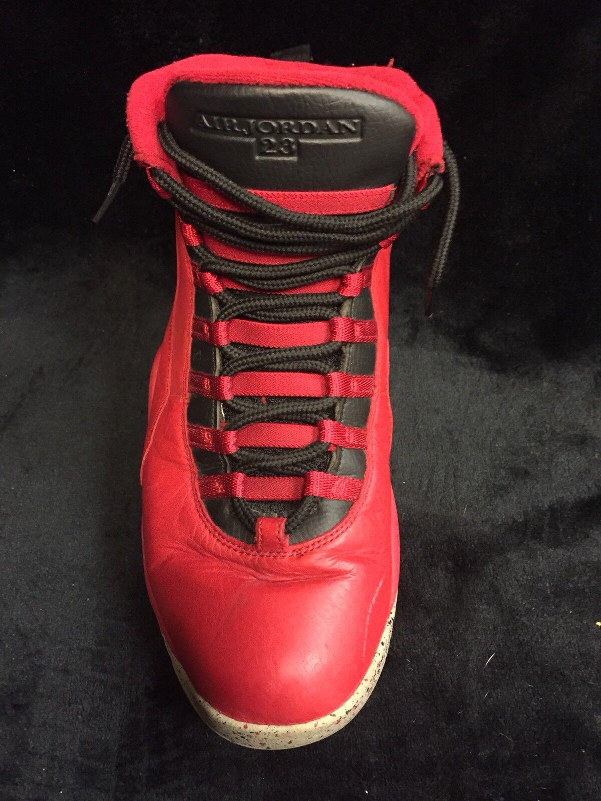 promo code 043ad e3817 ... Nike Nike Nike Air Jordan X 10 Retro 30th Bulls Over Broadway Men Size  11 ...