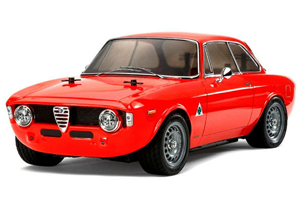 Tamiya Alfa Romeo Giulia Sprint GT (M-06) Power Bundle