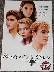 2002 Dawson/'s Creek 27x40 TV Poster