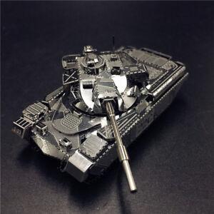 HOT-Chieftain-MK50-modello-1-100-hknanyuan-3D-Metallo-Puzzle-Giocattoli-Creativi-Regalo