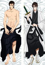 Japanese Anime Bleach Renji Abarai Dakimakura Hugging Body Pillow Case #S19