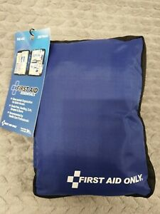 First Aid Only 299 Pieces All-Purpose First Aid Emergency Kit FAO-442 Apocalypse