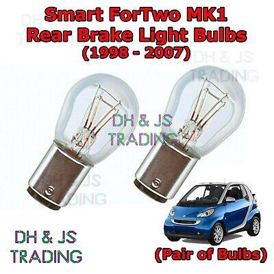 2x Smart Roadster Genuine Osram Original Front Indicator Light Bulbs Pair