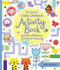Little Children's Activity Book Spot the Difference, Puzzles and Drawing by Usborne Publishing Ltd (Paperback, 2015)