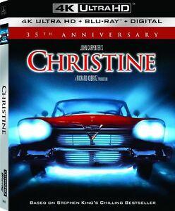 CHRISTINE-35th-anniversary-4K-ULTRA-HD-Blu-Ray-Region-free