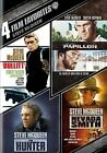 4 Film Favorites Steve McQueen 0883929331291 DVD Region 1 P H