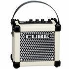 Roland Guitar Amplifier 3 W Micro Cube GX White