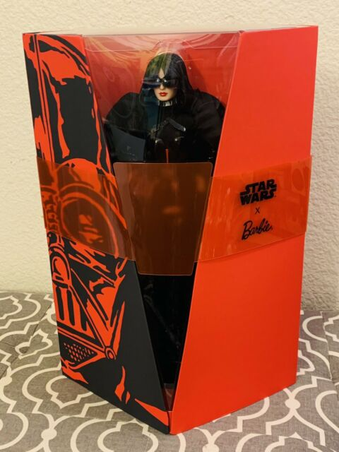 Star Wars: A New Hope Darth Vader Barbie Signature Doll BRAND NEWIN HAND