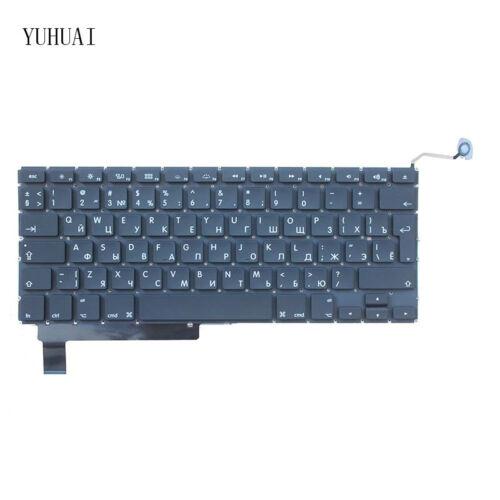 "новый Apple Macbook Pro 15/"" A1286 RU Russian Keyboard русская клавиатура Layout"