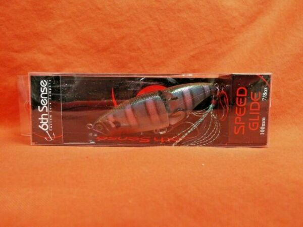 ;6TH SENSE SPEED GLIDE 100MM 7//8OZ BLUEGILL SPAWN