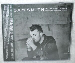 Sam-Smith-In-The-Lonely-Hour-Drowning-Shadows-Edition-2015-Taiwan-2-CD-w-OBI