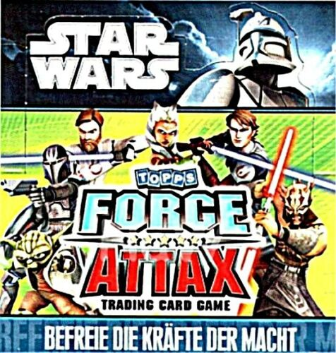 Star Wars Force Attax Serie 2 Power Nr Zusatz 213-224  top