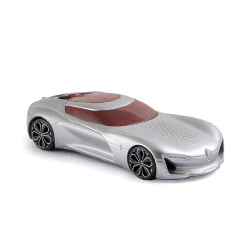 Norev 310902 Renault Trezor silber Concept Car 2017 Maßstab 1:64 NEU!°