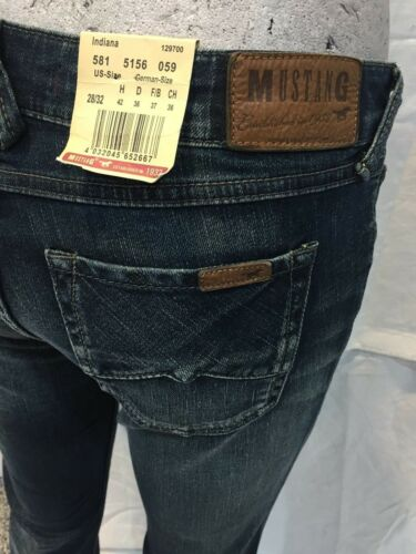 Mustang Jeans Indiana used 59