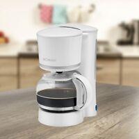 Kaffemaschine Kanne Coffee Kontroll Leuchte Schwenkfilter Schalter 8-10 Tassen
