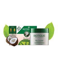 Biotique Bio Coconut Whitening & Brightening Cream - 50 gm