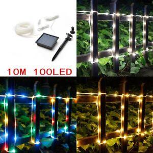 10M-100LED-Solar-Fairy-String-Light-Outdoor-Wedding-Christmas-Party-Lamp-Decor