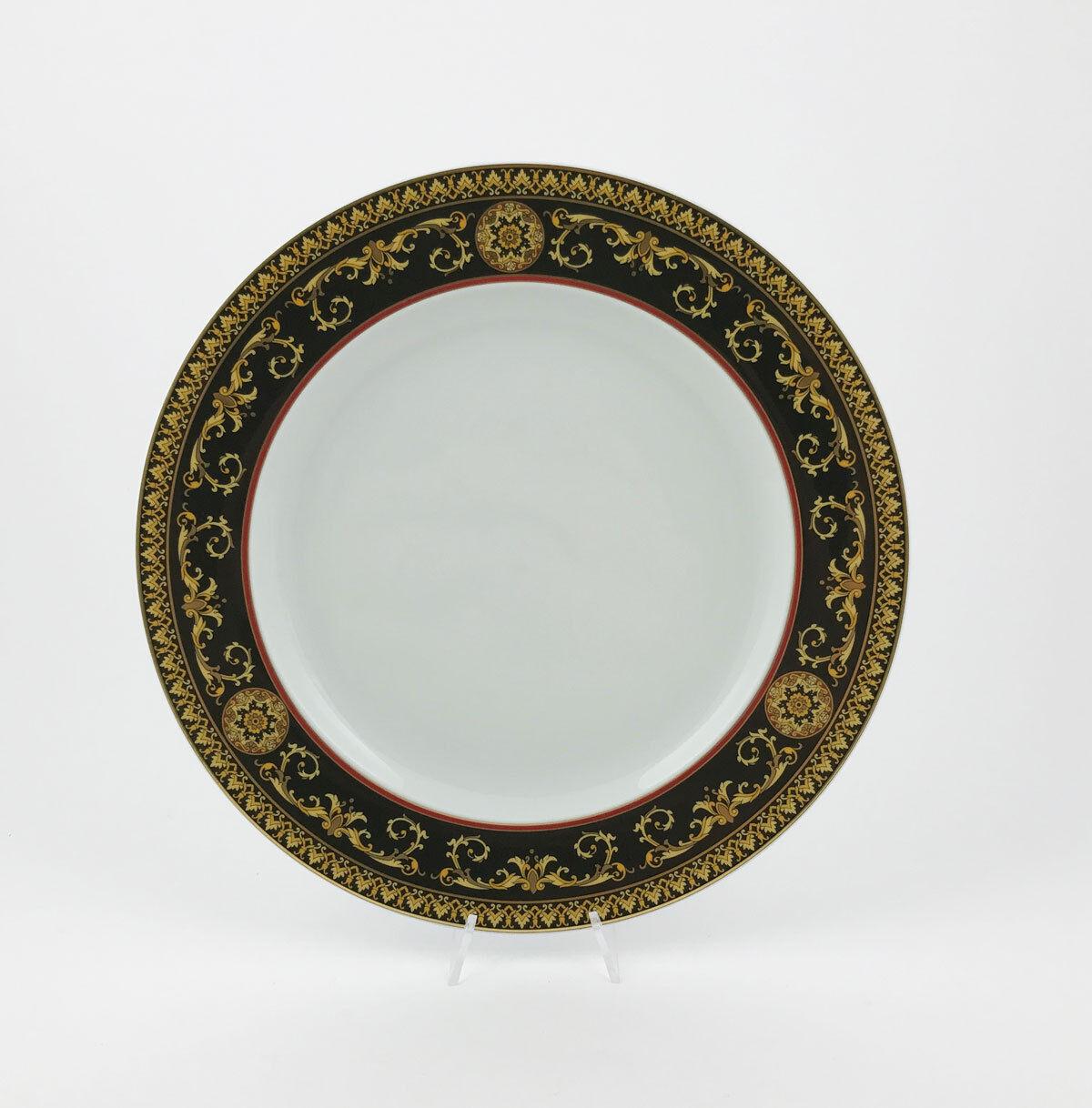 19300 409605 10227 rosanthal Versace Medusa piatto piano servizio di piatti