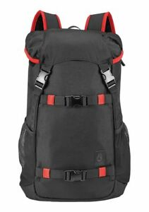 c78769fd7a2 Nixon Landlock Backpack SE II (Black   Red) 191973026019