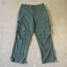 New Listingwildland Pants Armid 30 34 Short Green 2011