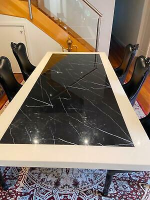 Marble Dining Table In Victoria Dining Tables Gumtree Australia Free Local Classifieds