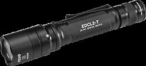 Surefire electrónicos 2-T de doble salida LED Linterna EDC-nuevo 1200 5 lúmenes