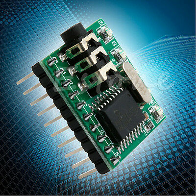 Audio Decoder DTMF MT8870 Module for Voice Phone Control Smart Home Controller