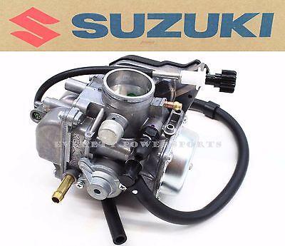 OEM QUALITY 2002-2007 Suzuki LTA LTF 400 Eiger 2x4 4x4 Carburetor Rebuild Kit