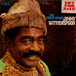 Jimmy-Witherspoon-The-Blues-Singer-Vinyl-LP-1969-US-Original