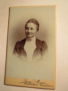 Braunschweig-Frau-Portrait-CDV