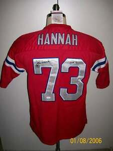 Image is loading JOHN-HANNAH-SIGNED-T-B-NEW-ENGLAND-PATRIOTS-JERSEY- 3df912957
