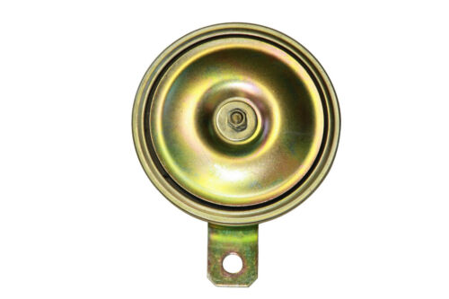 HP Signal Tellerhorn Tiefton 12V Horn Signal Einzelhorn Hupe 108 dB 10700 !