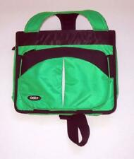 Case It 2 In 1 Dual Ring Binder Zippered Bright Green With Strap Free Shipping