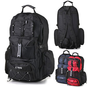 Xtreme-Ultra-Lightweight-amp-Durable-Hiking-Camping-Walking-Bag-Backpack-46L-Litre