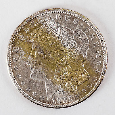 1921 S Morgan Silver Dollar Bu Ms Beautiful Coin No Reserve Auction Ebay