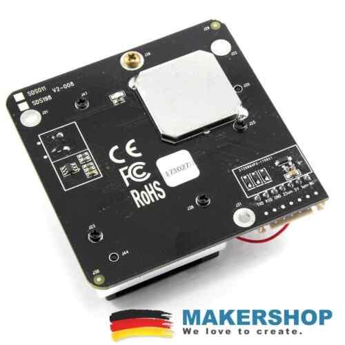 Nova fitness sds011 polvo fino sensor Dust módulo láser pm 2.5 nodemcu Arduino