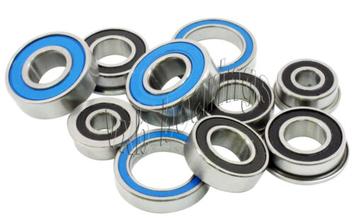 Team Associated GT2 RS RTR Truck 1//10 Scale Bearing set RC Ball Bearings