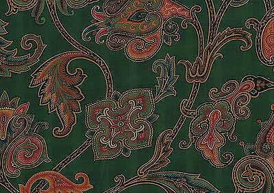 Waverly Fabric Stockton  Cotton Drapery Upholstery