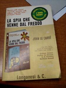 943ff15993 Caricamento dell'immagine in corso LIBRO-LA-SPIA-CHE-VENNE-DAL-FREDDO-JOHN-