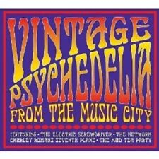 Electric Screwdriver - Vintage Psychedelia From Music City CD