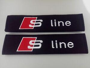 S LINE Seat Belt Shoulder Cover Pads